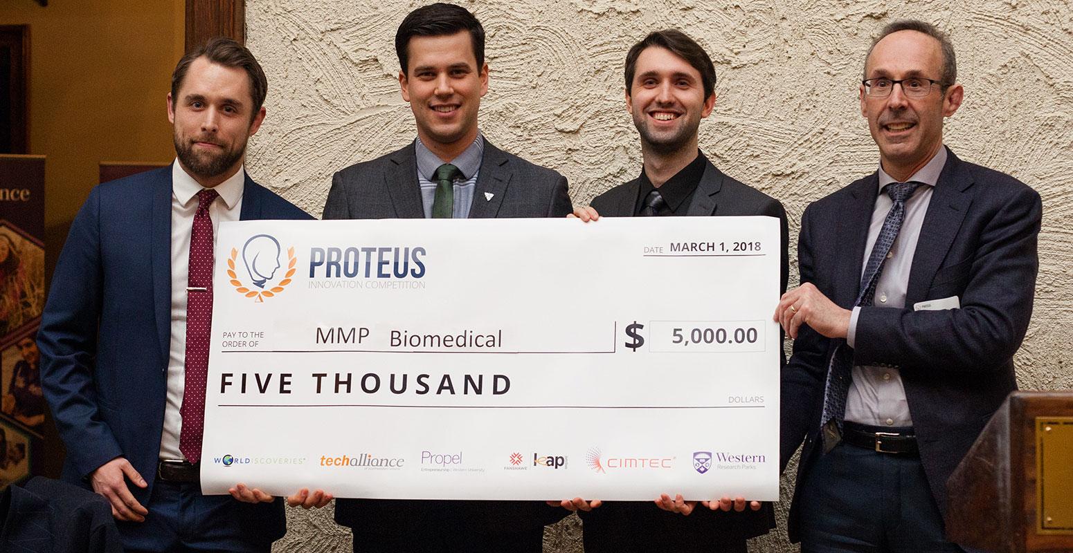 proteus prize winners