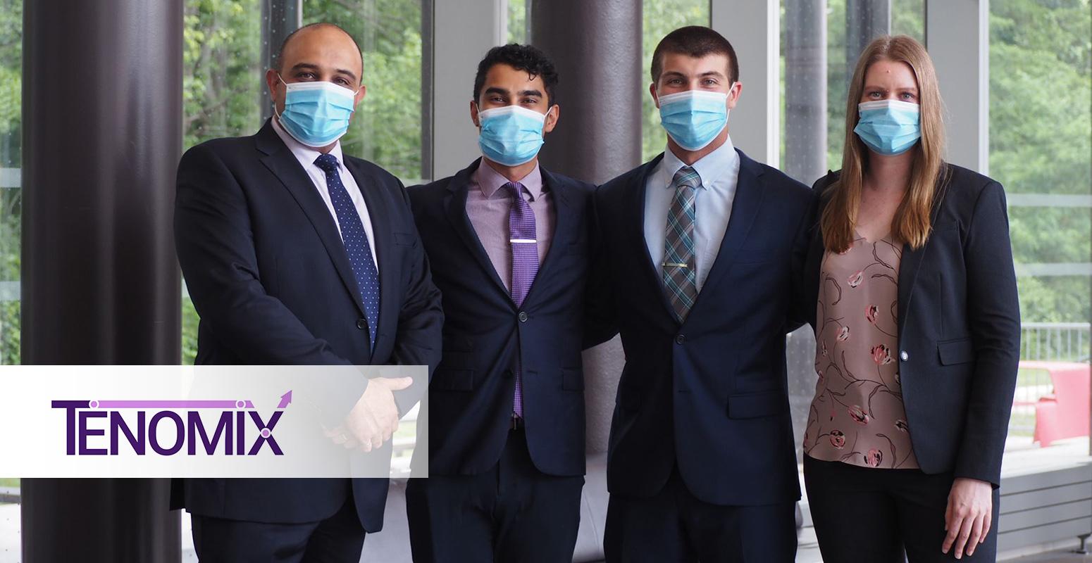 Tenomix Team Photo